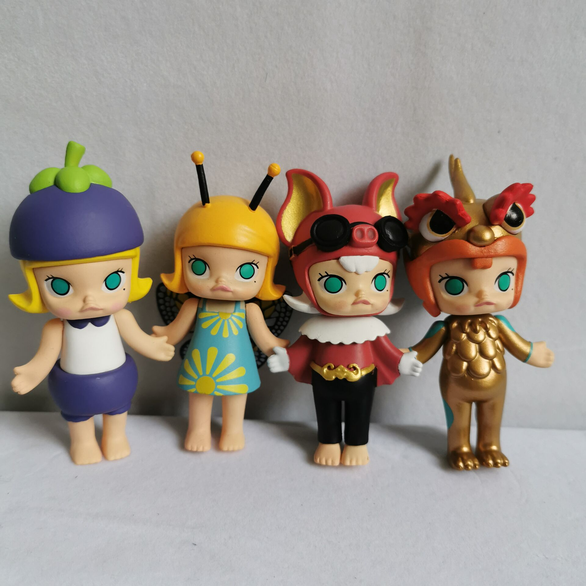 5x LOL Surprise Doll Figure Mini Sister Series Random Toy ANGEL Set Gift For Kid