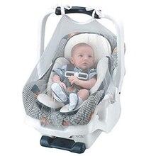 Детские кроватки автокресло москитная сетка бар занавес автокресло сетки навес HolderCover новорожденных коляска постельные принадлежности для малыша