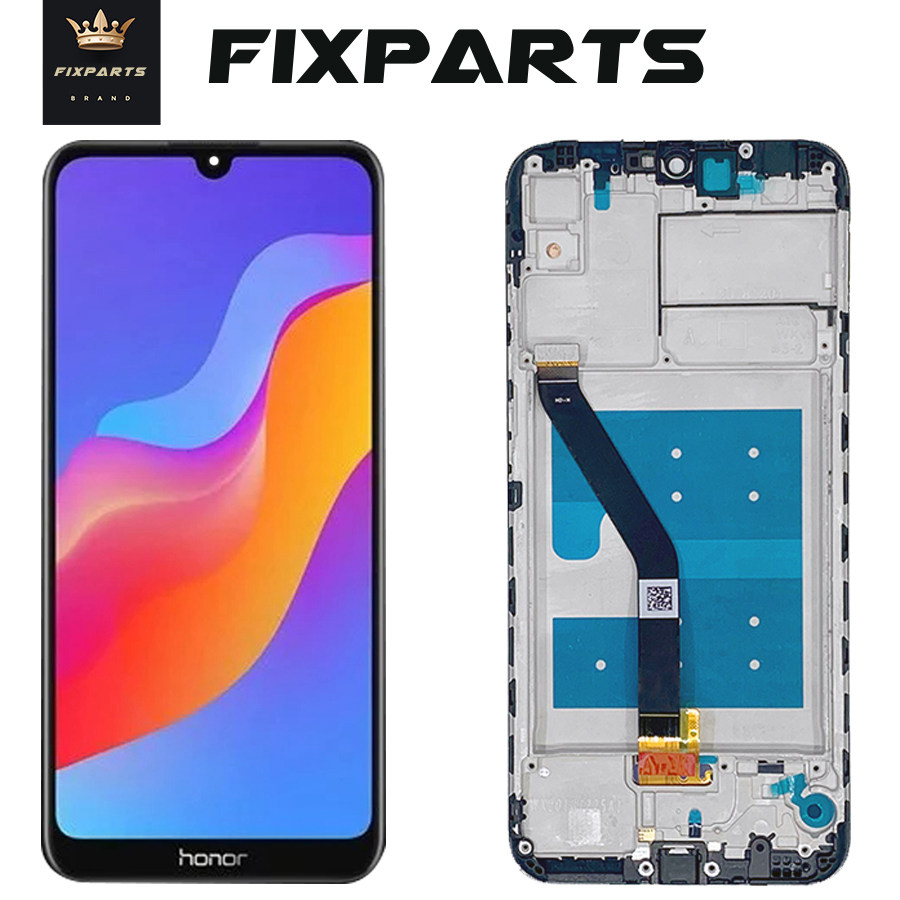 "Original 6.09 "" Display for Huawei Honor 8A LCD JAT-L29 Display Touch Screen Digitizer JAT-L09 L41 LX1 For Huawei 8A JAT-L29(China)"