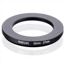Originele Rise (Uk) 52 Mm 37 Mm 52 37 Mm 52 Om 37 Step Down Ring Filter Adapter Black