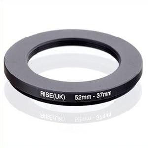 Image 1 - Originele Rise (Uk) 52 Mm 37 Mm 52 37 Mm 52 Om 37 Step Down Ring Filter Adapter Black