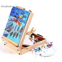 Pintura multifuncional para laptop 1 peça  acessórios para pintura e mala de artista