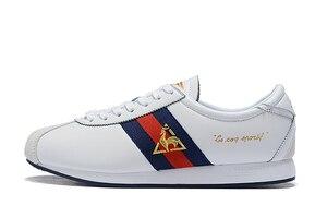Image 2 - 2020 sıcak satış 100% orijinal Le Coq Sportif erkek koşu ayakkabıları, yeni stiller erkek spor ayakkabı erkek kadın çift spor ayakkabı