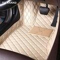 Кожаные Коврики для автомобиля Opel Astra h j g mokka insignia Cascada corsa adam ampera Andhra zafira, стильные напольные коврики