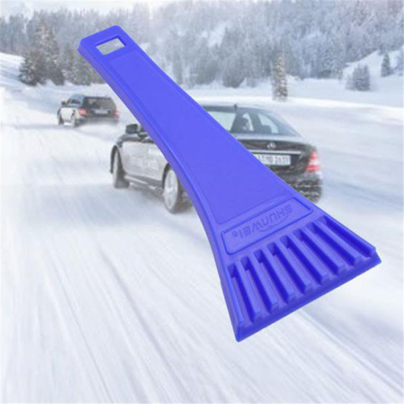 Snowbrush Clean Car Ice Windscreen Tools Scraper Shovel Snow Window Car Brush