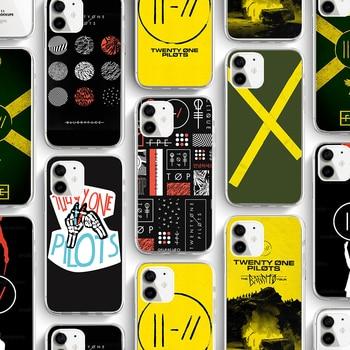 Ciciber funda de silicona para Iphone 11 Pro XR 7 X XS MAX 8 6 6S Plus 5S SE, 2020 Fundas antigolpes para teléfono    -