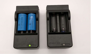 Image 5 - 1300mAh 3.7V Li ion Rechargeable 16340 Batteries CR123A Battery For LED Flashlight Travel Wall Charger For 16340 CR123A Battery