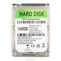 HDD SATA USB Adapter Kabel 80/120/160/250/320/500GB für PC Laptop interne Mechanische Festplatte Disk F04 21 Dropship