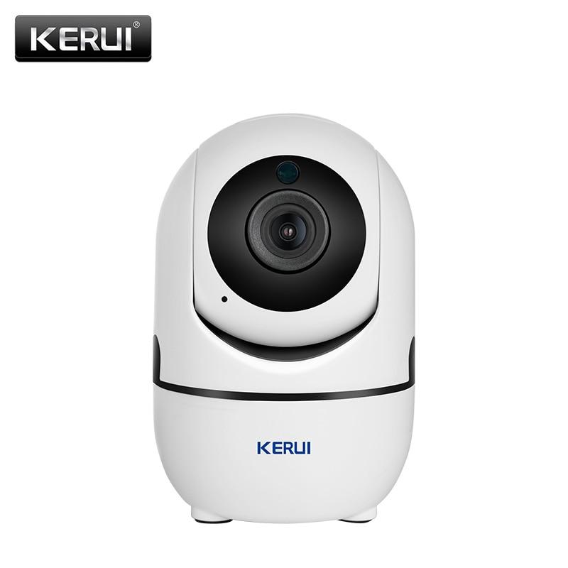KERUI WiFi IP Camera HD1080P Wireless Indoor Mini Camera Home Security Surveillance Night Vision Motion Alarm Real-time Monitor