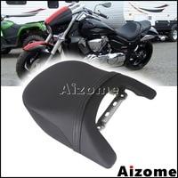 Motorcycle Seat Cushion Seat Saddle For Suzuki Boulevard M109R 2006-2012 LT VZR1800 Intruder 2007-2008 Passenger Rear Seat Pad