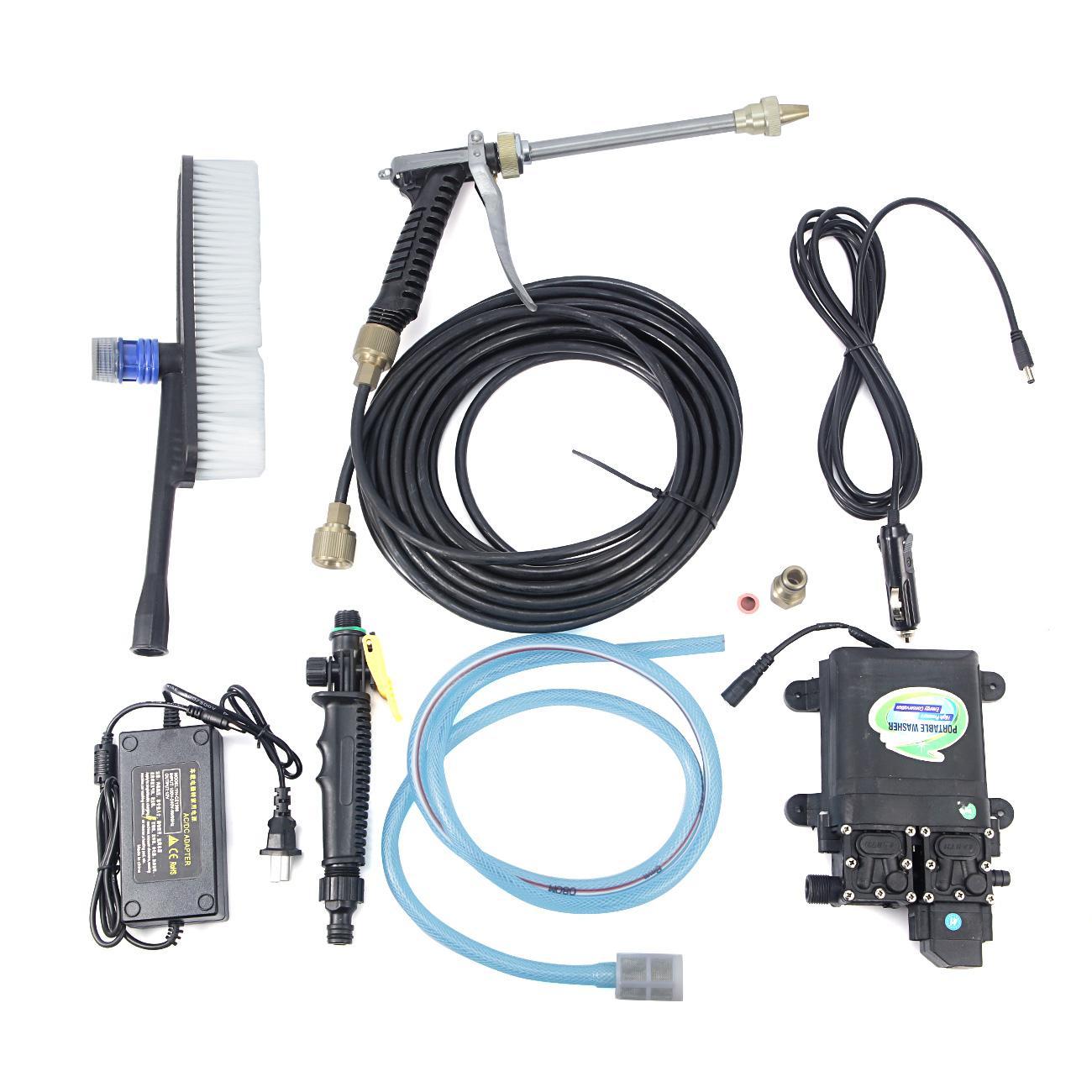 220 В автомойка пистолет насос высокого давления очиститель уход стиральная машина электрическая Чистка Автомойка техническое обслуживани