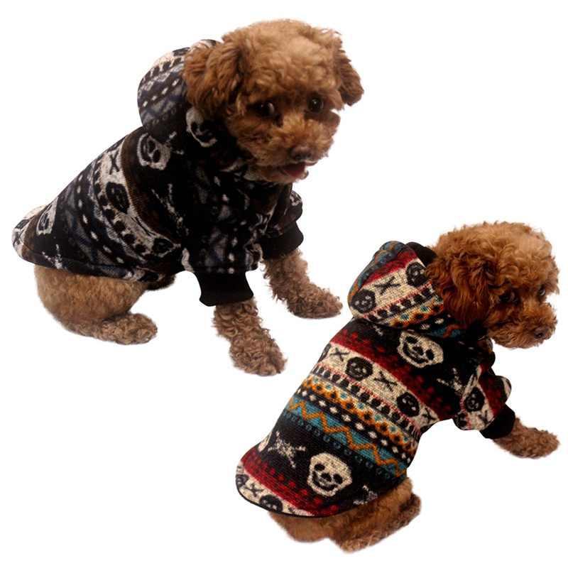 Hund Groß Warm Kleidung Haustier Big für Winter Hoodie Hund b67yfg