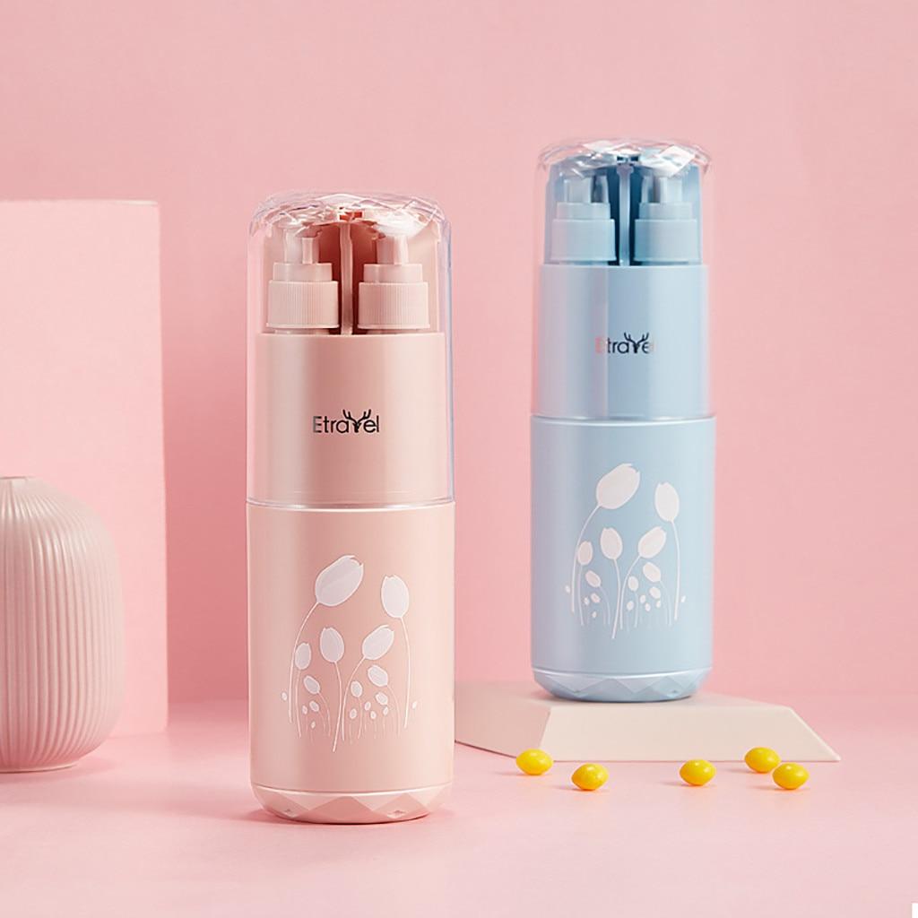 Produtos de higiene pessoal viagem original copo de armazenamento escova dentes dental acessórios do banheiro viagem conjunto dropshipping 2020