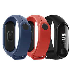 Image 2 - In Stock Xiaomi Mi Band 3 NFC Smart Bracelet Big Touch OLED Screen Fitness Message Heart Water resistant CN Version Smartband