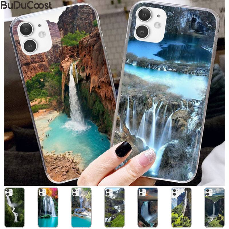 Fashion Landscape Wallpaper Custom Soft Phone Case For Iphone 11 Pro11 Pro Max X 8 7 6 6s Plus 5 5s Se Cass Phone Case Covers Aliexpress