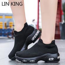 Lin king/дышащие женские носки; Женские кроссовки; Повседневная