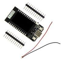 TTGO T Display ESP32 WiFi BT Module Development Board For Arduino 1.14 Inch LCD Control Board Development Board Circuits     -