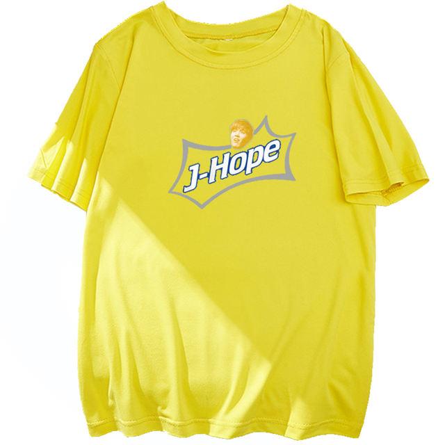 J-HOPE THEMED T-SHIRT (7 VARIAN)