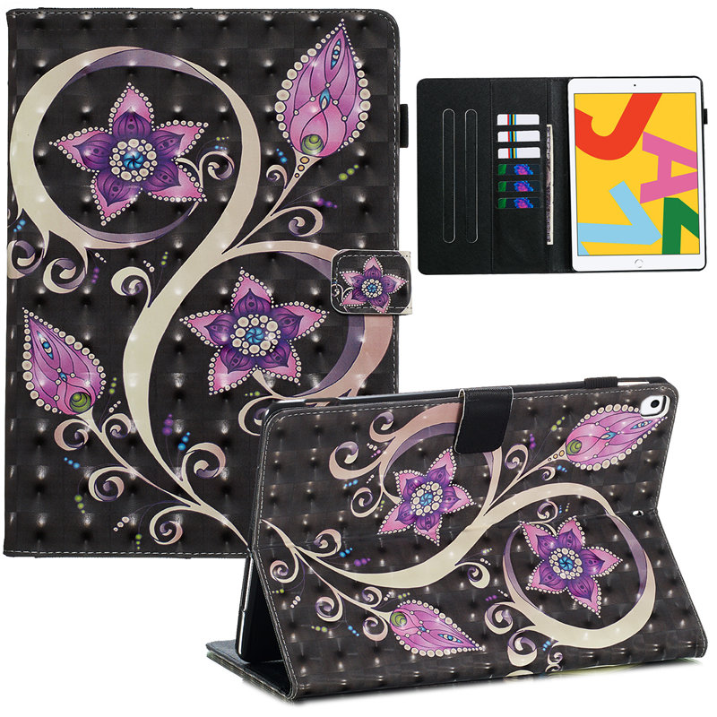for A2200 Generation Funda iPad A2232 iPad Apple Case Skin 10.2 Smart 7th Cover 2019 For