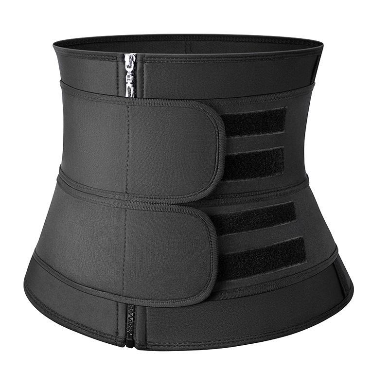 Women Waist Trainer Neoprene Body Shaper Belt Slimming Sheath Belly Reducing Shaper Tummy Sweat Shapewear Workout Shaper Corset