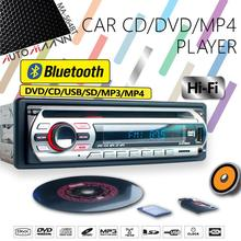 CD/DVD USB/TF RADIO RECEIVER SLOT BLUETOOTH PLAYER WITH CAR IN-DASH