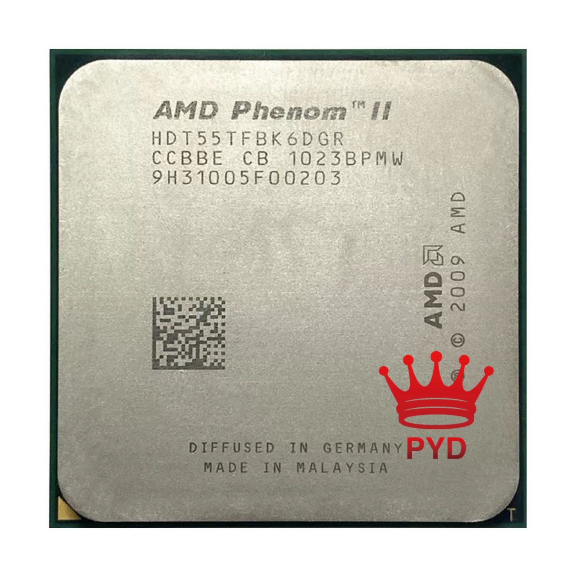 Процессор AMD Phenom II X6 1055T