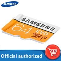 Samsung 32GB Micro SD card 64GB Memory Card UHS-I 100MB/S EVO 128GB   microSDHC SDXC Class10 4K TF Card for Smartphone Tablet et