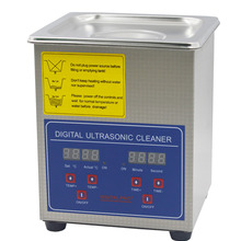 free shipping local Russia  Warehouse 2L 3L 6l 10L 22l 27L digital 40KHZ ultrasonic cleaner  bath for hardware parts