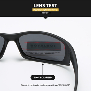 Image 4 - RoyalHot Men Women Polarized Cosy Sports Sunglasses Vintage Sun Glasses Retro Eyewear Shades Oculos masculino Male 900180