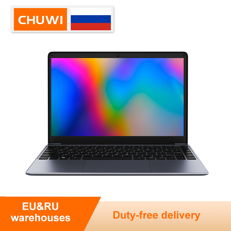 CHUWI HeroBook Pro 14 1 Inch  1920 1080 IPS Screen Intel Gemini lake N4000 Dual core Windows 10  8GB RAM 256GB SSD Laptop