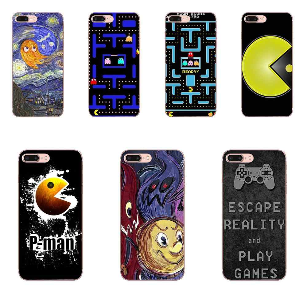 Game Arcade Pac man Pacman For Apple iPhone X XS Max XR 4 4S 5 5C q50