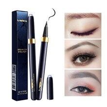 Waterproof Eyeliner Pencil Long-Lasting Black Natural Professional Superfine