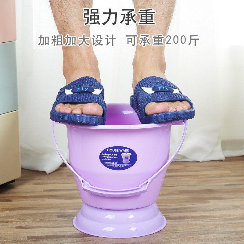 Urinal Pedestal Pan Adult Children Men And Women Plastic Old Man Spittoon Pregnant Women Urine Barrel Baby Small Chamber Pot Kid