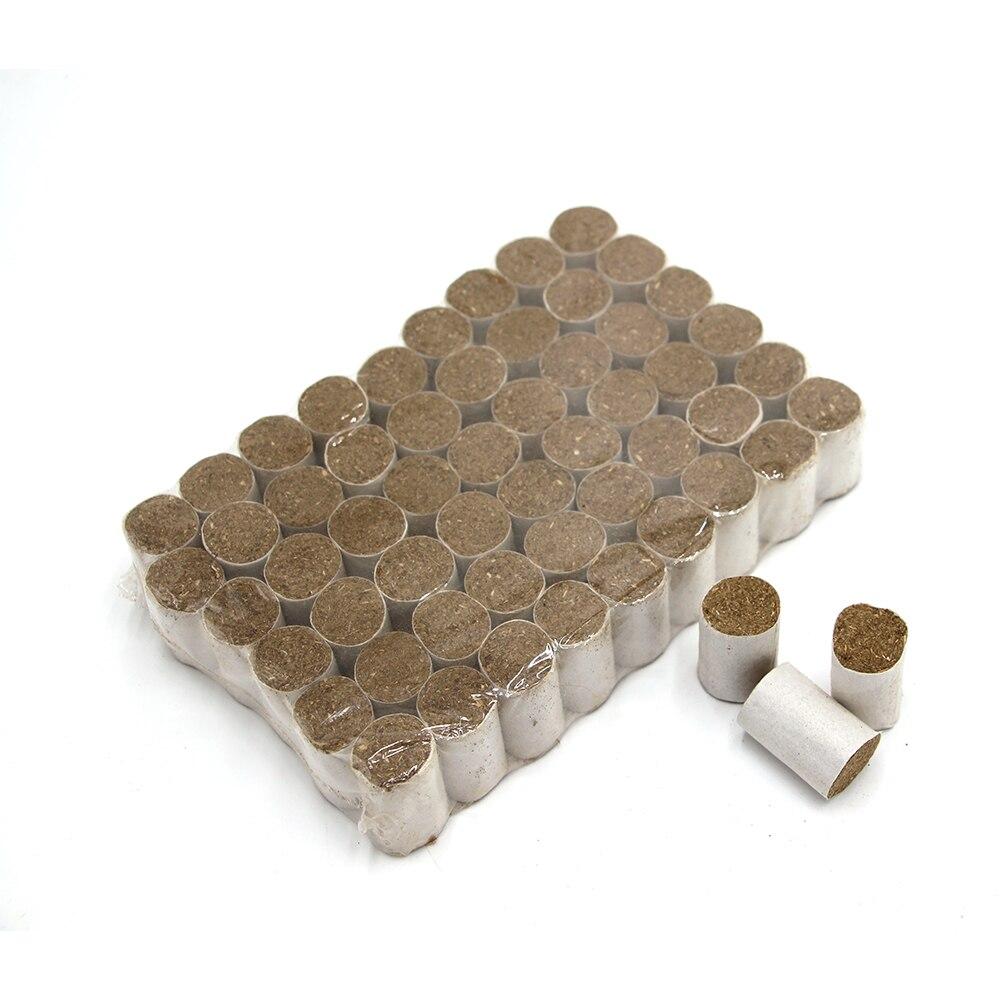 54pcs/bag The Bomb Smoke Bombs Bee Dedicated Herbs Disinfect Tools Beekeeper Equipment Beekeeping Beehive Tool Fumador Supplies