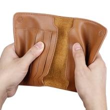 빈티지 비즈니스 여권 커버 홀더 여행 액세서리 남자 ID 은행 카드 정품 가죽 지갑 케이스 휴대용 탑승 커버