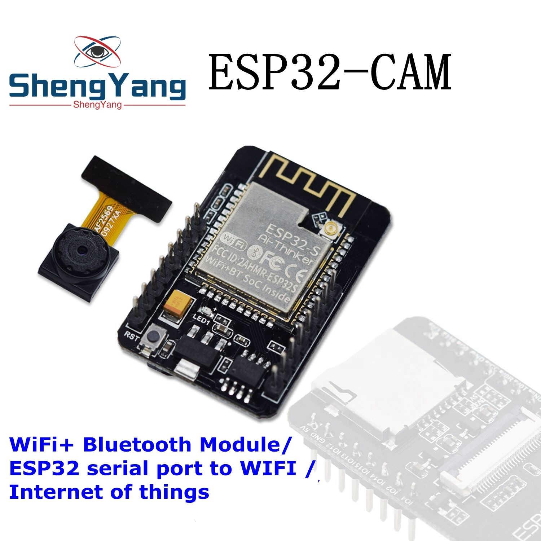 ESP32-CAM Module Cam WiFi Bluetooth Module Development Board Test Board