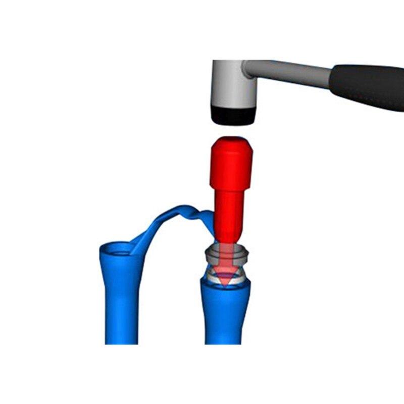 Купить с кэшбэком ABZB-Bicycle Front Fork Dust Seal Installation Tool Kit for Fox Rockshox Pipe Diameter Driver Tool