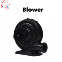 Electric Air Blower Machine 750W Plastic Shell Blower Cartoon Advertising Balloon Model Inflatable Electric Blower 220V 1PC