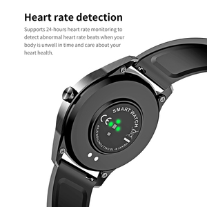 Image 5 - 15Days Long Battery Life Smart Watch Men Full Touch Screen Waterproof Smartwatch For Android IOS Fitness Tracker Message Remind