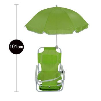 Outdoor Beach krzesła składane dziecięce leżaki plażowe z parasolami wielofunkcyjne artefakty fotograficzne przenośne fotele tanie i dobre opinie CN (pochodzenie) Dobrze pasuje do rozmiaru wybierz swój normalny rozmiar Chłopcy