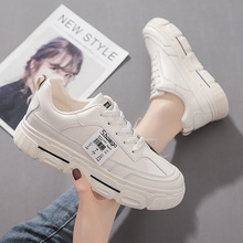 Spring Autumn New Woman Flats Shoes Ladies Fashion Sneakers White Shoes Casual Low Cut Breathable Luxury Shoes Women Designers spring autumn 2019 women shoes flats platform shoes woman fashion sneakers lace up low cut casual white shoes luxury designers