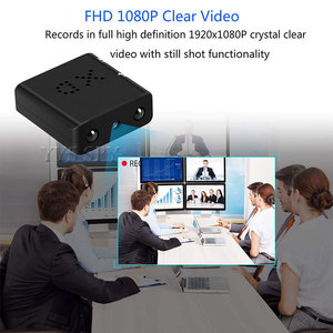 Image 2 - Kleinste Mini Kamera 1080P Full HD Video Recorder IR Cut Night Vision Motion Detection Micro Cam Kamera Espia Geheimnis camcorder