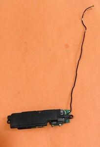 Used Original USB Plug Charge Board+loud speaker For Elephone U2 EP7006 MT6771T Octa Core 6.26