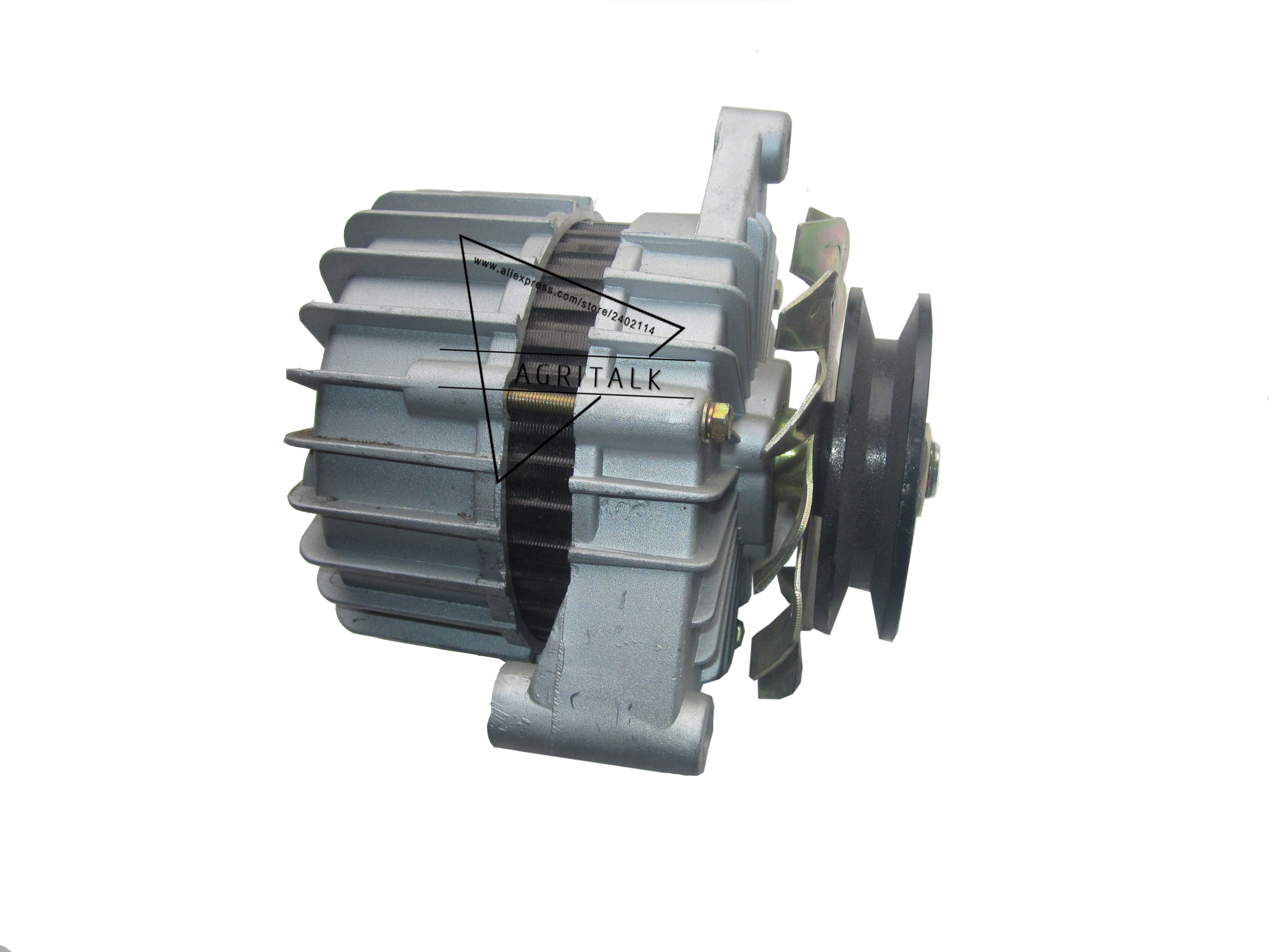 Alternator 2JF200, 12V  For Yangdong Y380T / Y385T Engine, Part Number: Y385T-1-12100