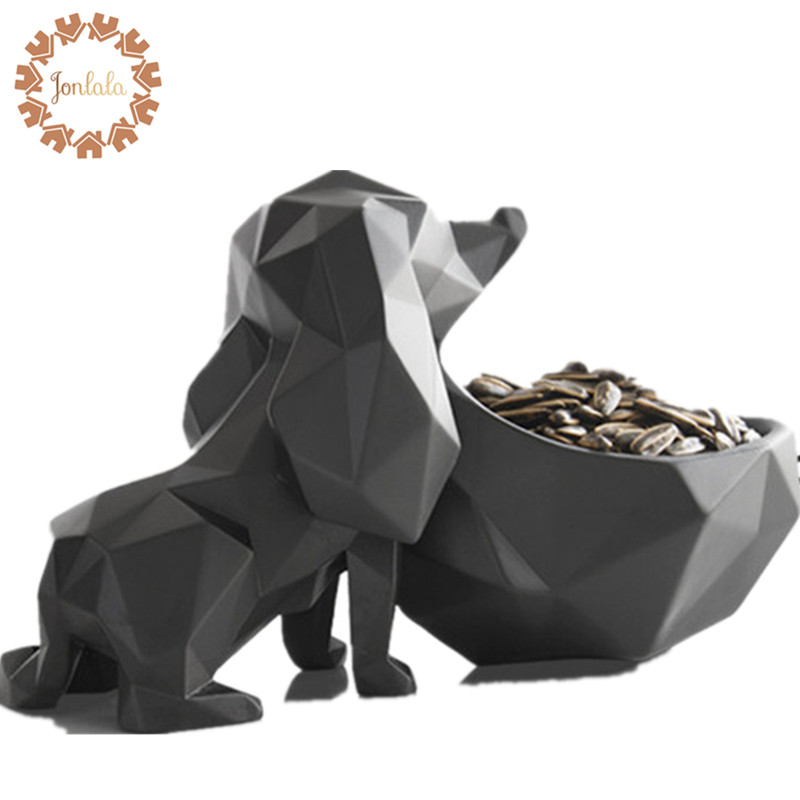 Best Sale 4b73 Creative Dog Candy Box Decoration Lucky Dog
