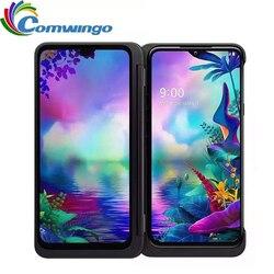 Оригинальный разблокированный LG V50S ThinQ LTE 5G NFC 8 ГБ и 256 ГБ Android телефон Snapd