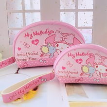 2pcs/set Cute Cartoon My Melody Cinnamoroll Pudding Dog Little Twin Stars Cosmetic Makeup