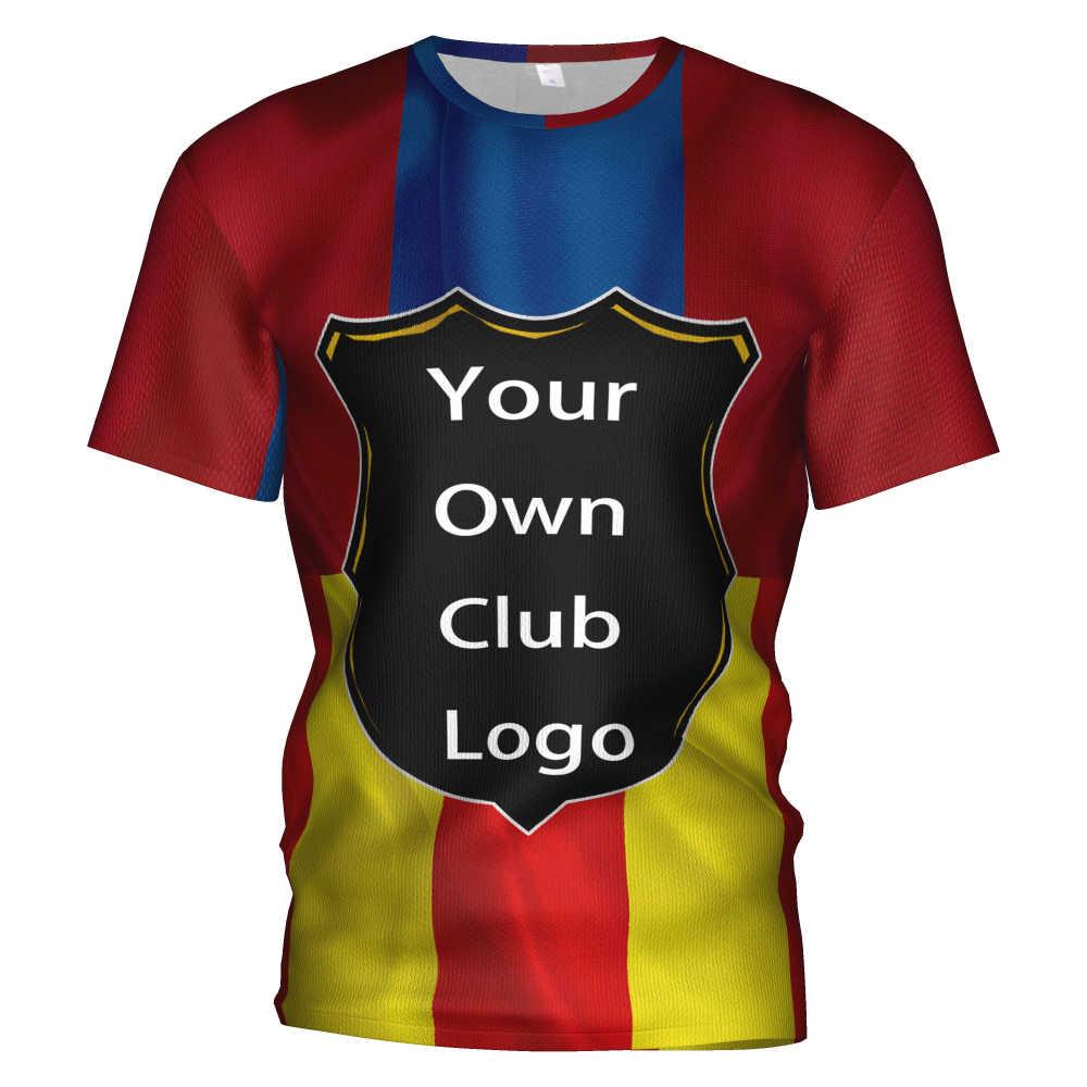 Camiseta de futebol barcelona fc, conjunto 3d masculino/infantil, treinamento de messi e clube de futebol, 2020 camisetas