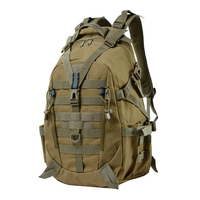 Multifunctional Outdoor Sports Backpack  Travel Hiking Hiking Rucksack Khaki