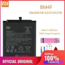 BM4F 100% оригинальный XIAO MI аккумулятор для телефона Xiaomi Mi A3 CC9 CC9e сменные батареи Xiomi bateria CC9 Mi9 Lite